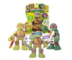 Juguetes de tortugas ninja
