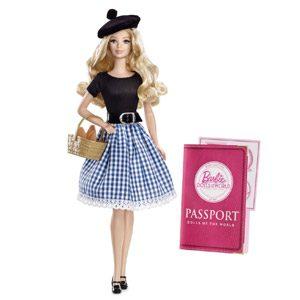 Barbie – Muñecas Del Mundo: Chile (Mattel W3494)