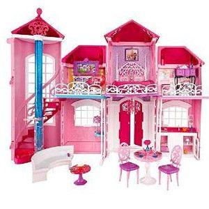 Barbie – Mansión De Malibú (Mattel BJP34)