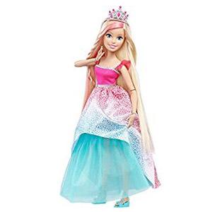 Barbie – Muñeca Gran Princesa (Mattel DPR98)