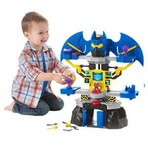 Imaginext Batman, Batcueva Transformable, Juguete Para Niño +3 Años (Mattel DNF93) , Color/modelo Surtido