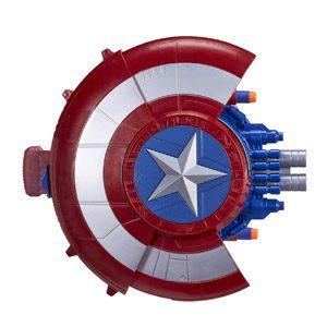 Marvel Avengers – Escudo Ataque Sorpresa De Capitán América (Hasbro B5781EU4)