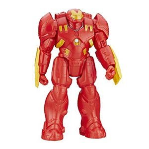 Marvel Avengers – Figura Hulkbuster, 30 Cm (Hasbro B6496EU4)