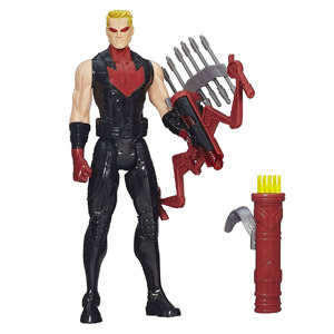 Marvel Avengers Titan Hero Series Lightning Bow Marvel's Hawkeye Figure