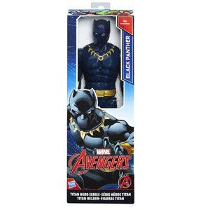 Avengers Marvel Figura Titan Pantera Negra (Hasbro C0759ES0)