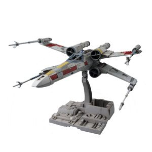 Bandai Star Wars X Wing Starfighter 1/72 Original Japón