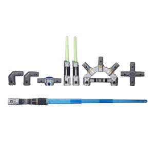 Star Wars – Kit De Espadas Sable Master Jedi (Hasbro B2949EU4)