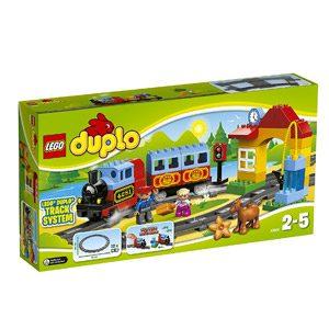 LEGO DUPLO – Mi Primer Set De Trenes (10507)