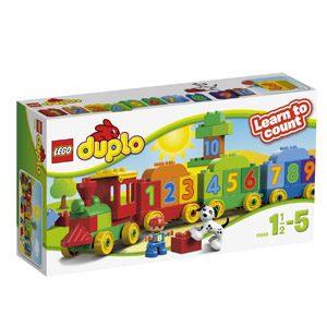 LEGO Duplo – El Tren De Los Números (10558)