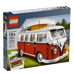 LEGO Creator – Furgoneta Volkswagen T1 (10220)