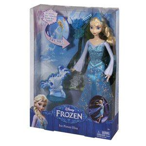 Disney Frozen – Elsa, Magia De Hielo (Mattel CGH15)