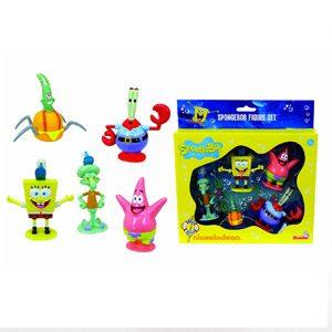 Sigma – SpongeBob Juego De 5 Figuras