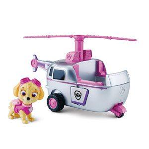 Paw Patrol – Paw Patrol 1187484 Skye Y Su Helicóptero