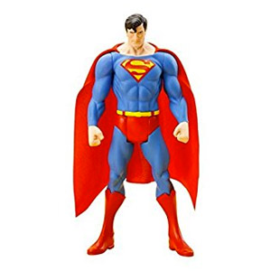 Kotobukiya – Estatua Superman DC Comics ARTFX+ PVC Traje Clasico