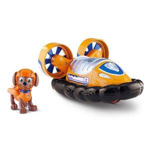 Paw Patrol – Zuma's Hovercraft (Spin Master 6027637) , Color/modelo Surtido