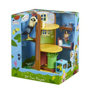 Ben Y Holly – Playset árbol (Bizak 64005736)