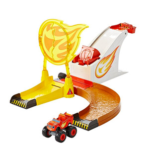 Blaze Y Los Monster Machines – Aro De Fuego Fisher-Price (Mattel DGK55)
