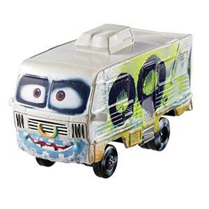 Cars 3- Coche Deluxe Damage (Mattel DWB23) , Color/modelo Surtido