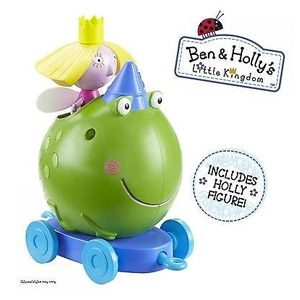 Ben & Holly's Little Kingdom BEN FROG Push-Along (Se Distribuye Desde Reino Unido)
