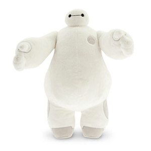 Daum – Pimp Up Your Life 0514/7501 – Disney Big Hero 6, Baymax Gigante Robowabohu, Felpa, 46 Cm