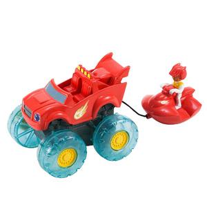 Blaze Y Los Monster Machines – Blaze Y Esquí Acuático (Mattel DGK64)