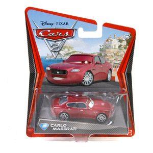 Disney / Pixar CARS 2 Movie 155 Die Cast Car Maserati By Cars 2