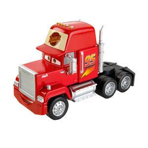 Mattel Disney DKV55 Metal Vehículo De Juguete – Vehículos De Juguete, Camión, Metal, Cars, Mack, 3 Año(s)
