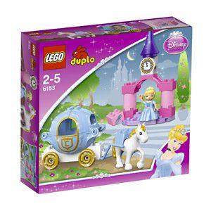 LEGO Duplo Princess – La Carroza De Cenicienta (6153)
