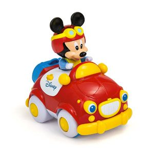 Clementoni Mickey Mouse – Mickey Y Su Coche