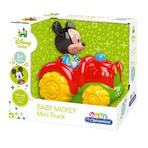 Mickey Mouse Cochecito Con Sonido (Clementoni 149766)