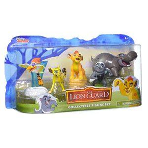 JP Lion Guard – Juego De Figuras Coleccionables, 5 Unidades