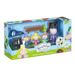Ben & Holly-El Pequeño Reino De Ben Y Holly Juguete, Multicolor (Character Options 05734)