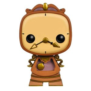 Funko Pop! – Vinyl: Disney: Cogsworth (3897)