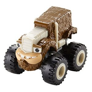 Blaze Y Los Monster Machines – Coche Gasquatch (DKV73)