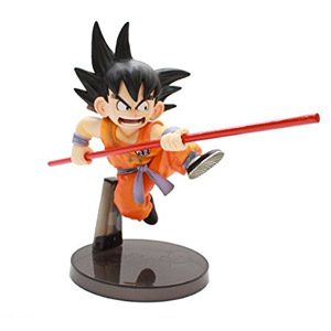 Dragon Ball Scultures BIG Modeling Tenkaichi Budokai 2 Chapter 1-3 Son Goku ? Boyhood ? (japan Import)