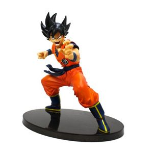 Dragon Ball SCultures BIG Modeling Tenkaichi Budokai 2 Goku One Single Item Banpresto Prize (japan Import)