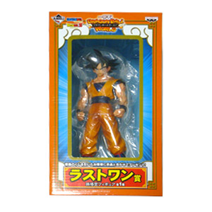 World Dragon Ball Lottery Prize Last One Goku Figure Most [one Piece Of Article] (japan Import)