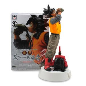Dragon Ball Scultures BIG Modeling Tenkaichi Budokai 3 Sono Roh Four Goku (adolescence) (japan Import)