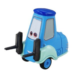 Cars C-13 Guido (Standard Type) Disney Tomica (japan Import)