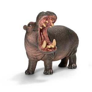Schleich – Figura De Hipopótamo