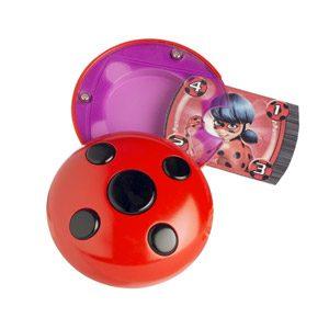 Prodigiosa: Las Aventuras De Ladybug – Intercomunicador Secreto (Bandai 39790-Voces En Inglés)