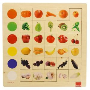 Goula – Observación Colores, Juego Educativo De 30 Piezas (Diset 55134)