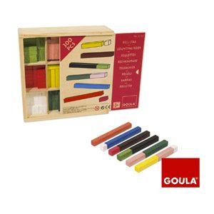 Goula – Juego De Las Regletas En Caja (Diset 51106) , Color/modelo Surtido