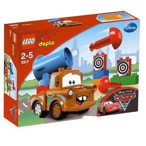 LEGO Duplo Cars 5817 – El Agente Mate