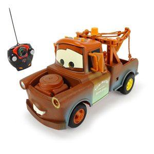 Dickie-Spielzeug 203089502 Disney Cars 2 – Coche Por Control Remoto Diseño Mate [Importado De Alemania]