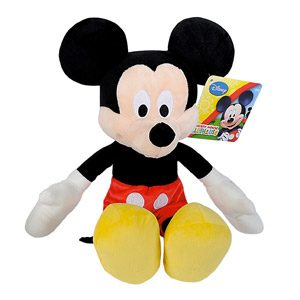 IMC Toys Disney – Peluche Happy Sounds Mickey, 12 X 20,5 X 34,5 Cm (181106MM)