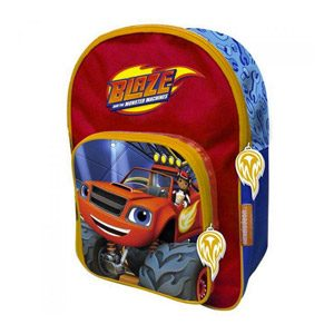 Blaze And The Monster Machine MC-02-BZ Mochila Infantil