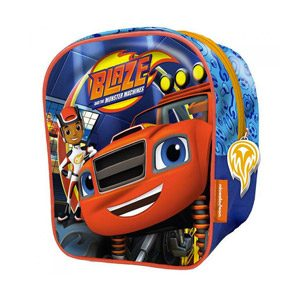 Blaze And The Monster Machines- Mochila Blaze & Monster Machine 24x10x23 Cm. (CYP MC-04-BZ)