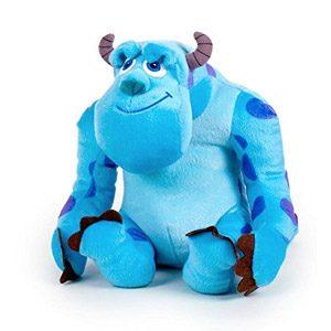 Peluche Sulley Monsters Inc T1 20cm Monstruo Azul