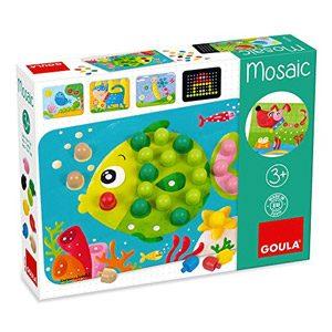 Goula Mosaico Infantiles Para Crear Multiples Combinacones , Color/modelo Surtido